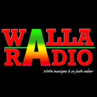 Logo of radio station WALLA RADIO