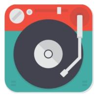 Logo of radio station idealmix