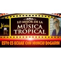 Logo of radio station Esto es Kchak con Monchi Bogarin