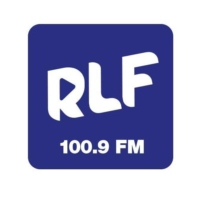 Logo of radio station RLF