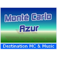 Logo of radio station Monte Carlo Azur