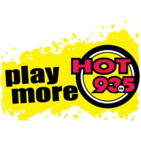Logo of radio station CIGM-FM HOT 93.5