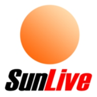 Logo of radio station Sunlive FM Radio