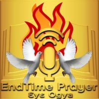 Logo of radio station Endtime Prayer Radio