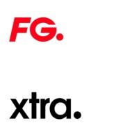Logo of radio station FG XTRA