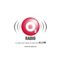 Logo of radio station O2 Radio