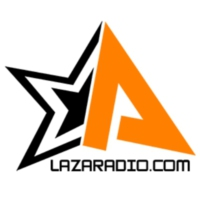 Logo of radio station Laza Rádió