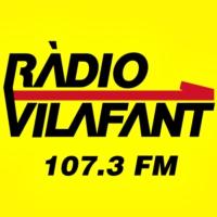 Logo of radio station Ràdio Vilafant