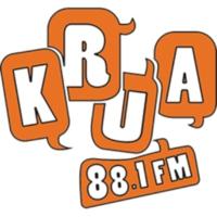 Logo of radio station KRUA 88.1 FM