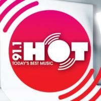 Logo of radio station Hot 91.1 FM Sunshine Coast