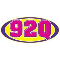 Logo of radio station QWWK 92Q
