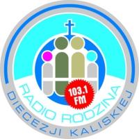 Logo of radio station Radio Rodzina Diecezji Kaliskiej