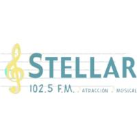 Logo de la radio Stellar 102.5 FM