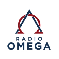 Logo of radio station Radio Omega Colombia