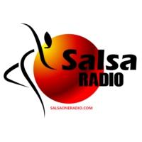 Logo de la radio https://salsaoneradio.com