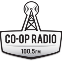 Logo of radio station CFRO-FM Vancouver Co-op Radio