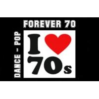 Logo of radio station Forever 70