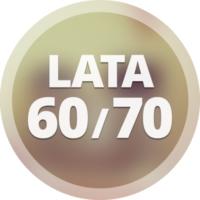 Logo de la radio PolskaStacja - Lata 60/70