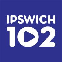 Logo of radio station Ipswich 102