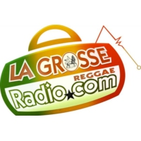 Logo of radio station La Grosse Radio Reggae
