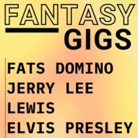 Logo de la radio Fantasy Gigs Rock N Roll Live