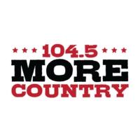 Logo of radio station CKOV-FM 104.5 More Country