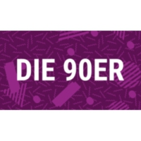 Logo of radio station sunshine live - Die 90er