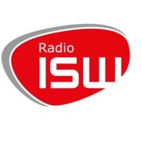 Logo of radio station ISW.FM