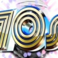 Logo of radio station 1Club.fm - 70's Pop Hits Channel