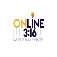 Logo of radio station ONLINE316