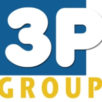 Logo of radio station 3P Radio