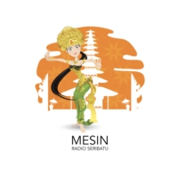 Logo de la radio Radio Seribatu - Mesin