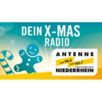 Logo de la radio Antenne Niederrhein - Weihnachts Radio