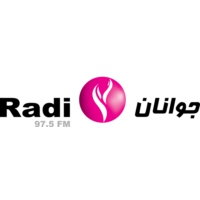 Logo de la radio Radio Jawanan - 97.5 رادیو جوانان