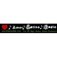 Logo of radio station Amor Latino radio