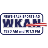 Logo de la radio WKAN AM 1320