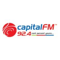 Logo of radio station Capital FM 92.4