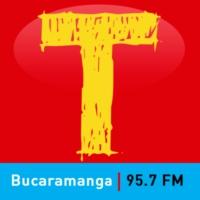 Logo de la radio Tropicana Bucaramanga