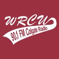 Logo of radio station WRCU 90.1FM