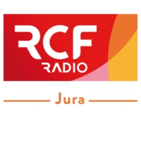 Logo of radio station RCF Jura