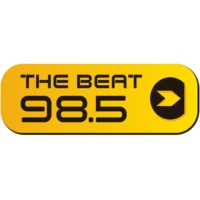 Logo de la radio KBBT 98.5 The Beat