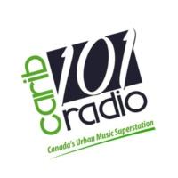Logo of radio station Carib 101 Radio