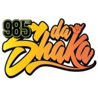 Logo of radio station KLUC-HD2 98.5 da Shaka