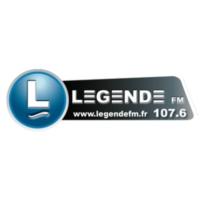 Logo of radio station LEGENDE FM