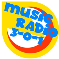 Logo of radio station Music Radio 3-0-1
