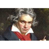Logo of radio station Radio Art - Ludwig Beethoven