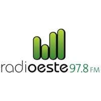 Logo de la radio Rádio Oeste 97.8FM