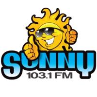 Logo of radio station WSYN Sunny 103.1