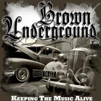 Logo of radio station Brown Underground