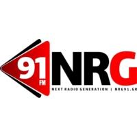 Logo of radio station NRG 91